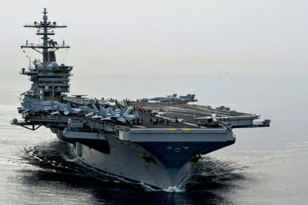 China, US navies hold dueling exercises in South China Sea