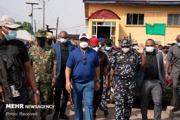 Nijerya'da 1800'den fazla mahkum firar etti