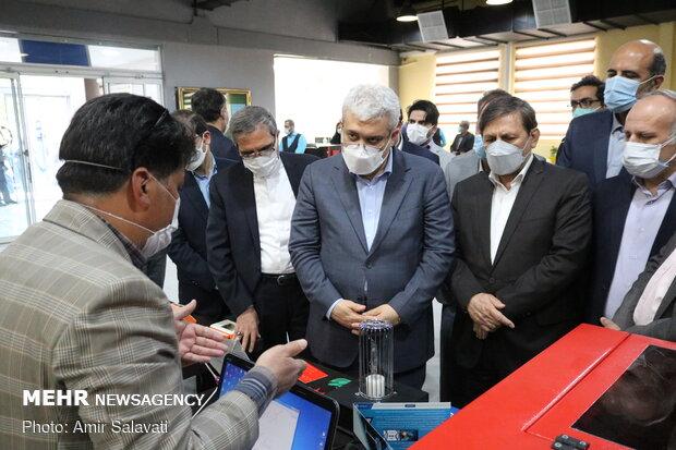 افتتاح مرکز نوآوری پارک علم و فناوری دانشگاه سمنان