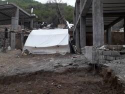 جدال زلزلهزدگان رامیان با مشکلات/ نیمی از خانهها ناتمام هستند