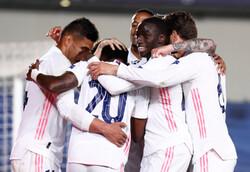 Real Madrid ve Manchester City yarı finale yükseldi
