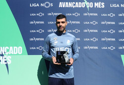 Taremi named Portugal League's striker of month in March