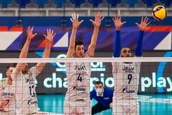 زنیتکازان با سرمربی ایران به جمع چهار تیم برتر صعود نکرد