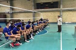 تشریح ویژگیهای شخصیتی یک قهرمان در اردوی نوجوانان والیبال