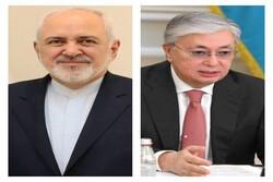 Tehran key partner for Nur-Sultan in region: Kazakhstan