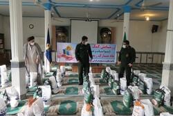 ۱۵۰ بسته حمایتی سبد کالای ماه رمضان در بندرانزلی توزیع می شود