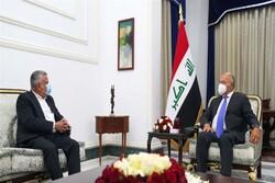 تأکید «صالح» و «العامری» بر لزوم برگزاری انتخابات پارلمانی عراق