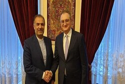 Iranian Ambassador, Russian official discuss bilateral coop.