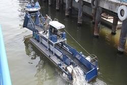 """MoD unveils 1st indigenous vessel """"Lavender Reaper"""""""