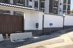 Çin'in Ankara Büyükelçiliği önünde 'kayıp-kaçak' kazısı