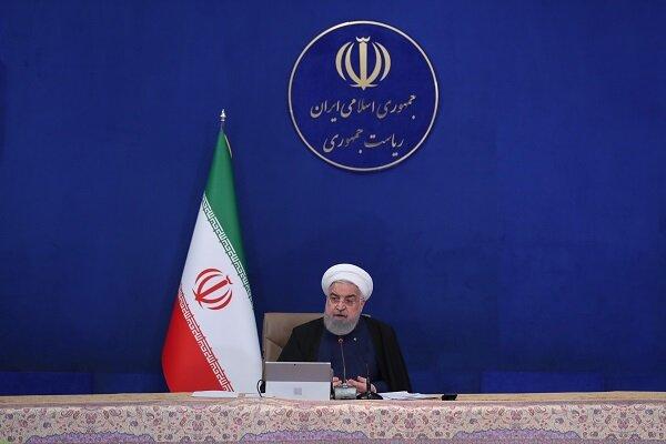 """Cumhurbaşkanı Ruhani'den """"4. korona dalgası"""" açıklaması"""