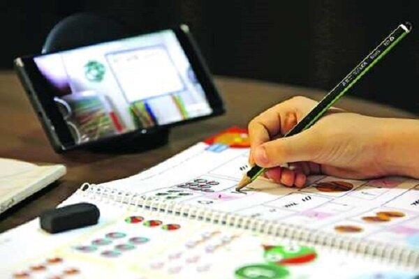 آموزش مجازی ۳۰ تا ۴۰ درصد در انتقال مفاهیم اثرگذار است