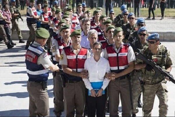 ۵۰ نفر به اتهام ارتباط با کودتای ۲۰۱۶ در ترکیه بازداشت شدند
