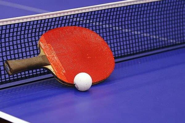 برگزاری انتخابی تیم ملی تنیس روی میز با ۳۲ بازیکن