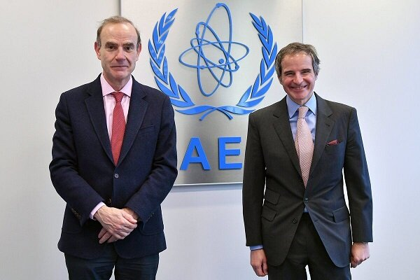 IAEA chief meets with EU rep. to discuss Iran's nuclear deal