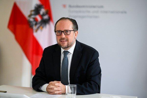 خارجية النمسا تعلن منح ايران مليون جرعة من لقاح كورونا