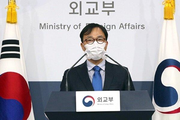 استقبال سئول از موضع ایران درقبال کشتی کرهای