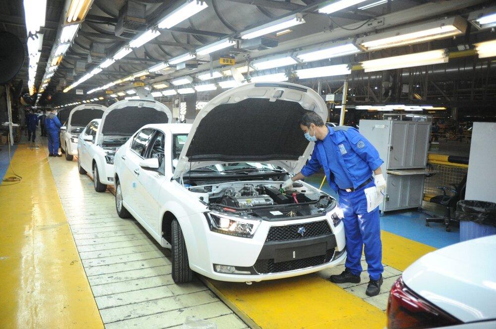 تامین قطعات ۶۳۰ هزار دستگاه خودرو با افزایش داخلیسازی