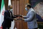 امضای نخستین تفاهم نامه سازمان منطقه آزاد کیش با بخش غیردولتی