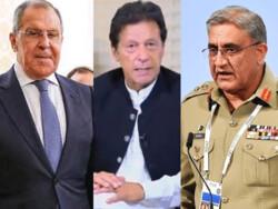 روسی وزیر خارجہ کی پاکستانی وزیر اعظم اور آرمی چیف سے ملاقات