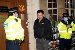 سفیر میانمار در انگلیس از اشغال سفارت این کشور خبر داد