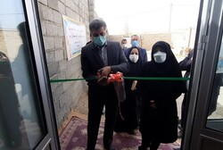 افتتاح ۲۰ واحد مسکن برای خانوادههای دارای معلول در اهر