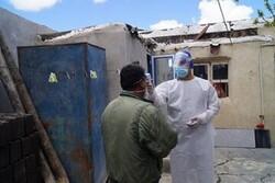 شهر کوشکنار در شهرستان پارسیان قرنطینه شد