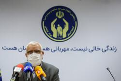 نشست خبری رئیس کمیته امداد امام (ره)