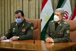 Iran MoD blames foreign intervention for regional instability