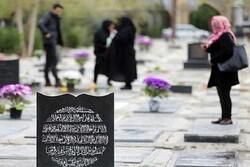 اعمال محدودیتهای ترددی در آرامستانهای کرمانشاه