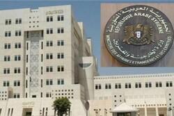 سوریه خواستار اقدام فوری شورای امنیت برای منع تجاوزات اسرائیل شد