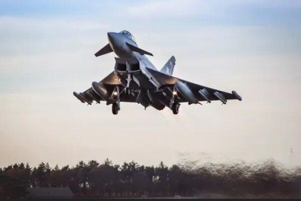 مشارکت نیروی هوایی انگلیس در عملیات ۱۰ روزه علیه داعش در عراق