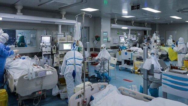 احتمال تکمیل ظرفیت بیمارستان های اردبیل/ بستری ۳۹۳ بیمار کرونایی