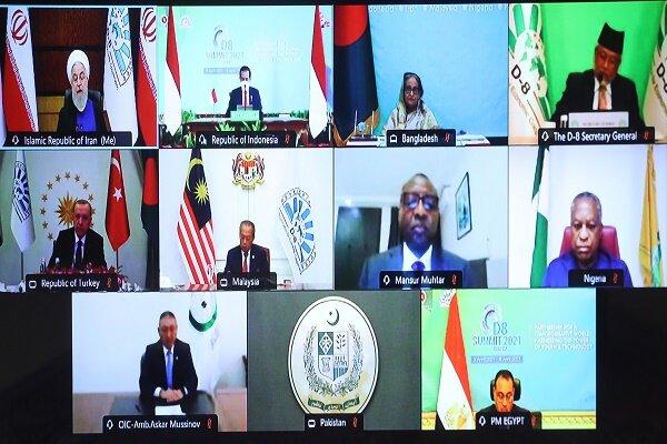 ضرورت توسعه همکاریهای اقتصادی و تجاری کشورهای عضو D-۸