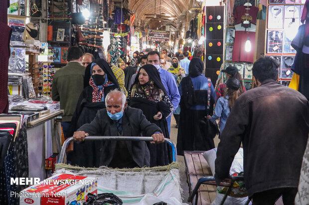 تبریز در آستانه تعطیلی دو هفته