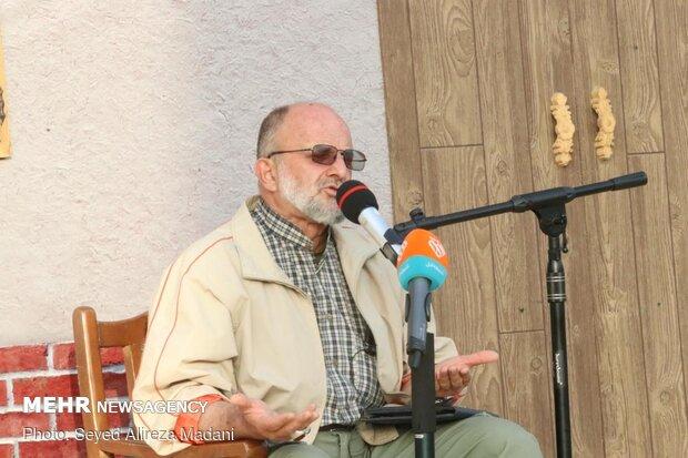 مراسم سالگرد شهادت سید مرتضی آوینی