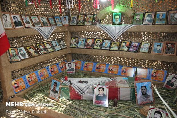 گرامیداشت امیر فرج الله براتپور و ۱۷ شهید خلبان کرمانشاهی