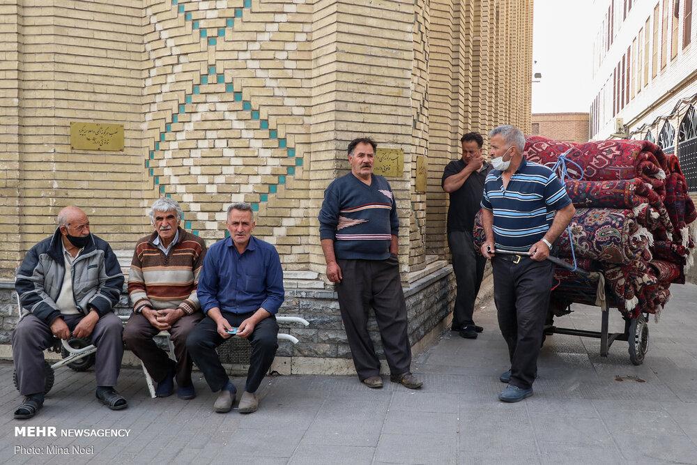 تبریز میں دو ہفتوں کی تعطیل