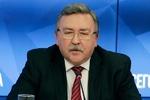 اوليانوف: المحادثات حول الاتفاق النووي تدخل في مرحلة صياغة المسودة