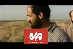 لحظه شهادت سید شهیدان اهل قلم، سید مرتضی آوینی