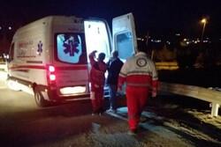 ۸۰ نفر در حوادث یک هفته اخیر اصفهان مصدوم شدند