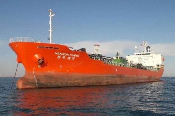 Iran releases seized South Korean ship: Khatibzadeh