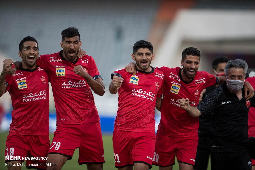 Persepolis 2-0 Nassaji: IPL