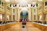 Leaving Vienna talks 'least reaction' to Natanz incident