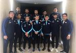 تیم ملی کشتی فرنگی صبح امروز راهی قزاقستان شد