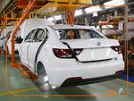 تولید بیش از ۴۲۰ هزار دستگاه خودرو در گروه خودروسازی سایپا