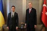 رؤسای جمهور ترکیه و اوکراین دیدار کردند