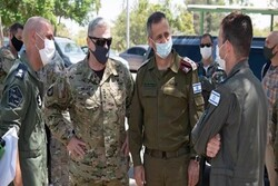 Zionist military official heads to Washington to discuss Iran