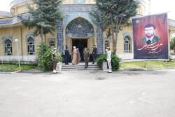 مراسم بزرگداشت بیست و دومین سالگرد شهادت سپهبد علی صیاد شیرازی