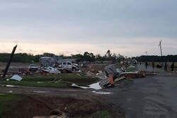 Tornado in US's Louisiana claims one life, 7 others injured